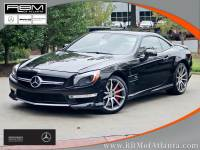 Certified Pre-Owned 2015 Mercedes-Benz SL-Class SL 63 AMG®