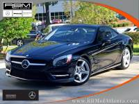 Certified Pre-Owned 2014 Mercedes-Benz SL-Class SL 550