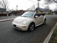 2004 Volkswagen New Beetle 2dr GLS 1.8T Turbo Convertible