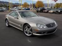 Pre-Owned 2003 Mercedes-Benz SL-Class SL 500 RWD COUP/RDST