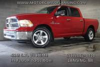 2010 Dodge Ram Pickup 1500 4x4 SLT 4dr Crew Cab 5.5 ft. SB Pickup