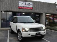 2004 Land Rover Range Rover HSE 4WD 4dr SUV