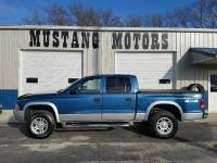 2003 Dodge Dakota 4dr Quad Cab SLT 4WD SB