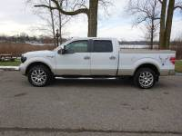 2009 Ford F-150 4x4 King Ranch 4dr SuperCrew Styleside 6.5 ft. SB