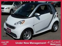 Used 2015 smart fortwo For Sale in Peoria, AZ | Serving Phoenix | WMEEJ3BA6FK810421