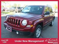 Used 2017 Jeep Patriot Sport 4x4 For Sale in Peoria, AZ | Serving Phoenix | 1C4NJRBB2HD142196