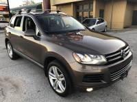 2014 Volkswagen Touareg AWD TDI Executive 4dr SUV