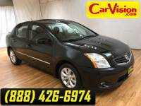 2012 Nissan Sentra 2.0 SL NAVIAGATION LEATHER MOONROOF REAR CAM