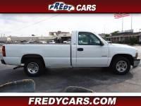 2002 Chevrolet Silverado 1500 Work Truck