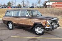 1985 Jeep Grand Wagoneer 4dr 4WD SUV