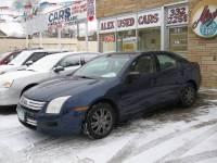 2006 Ford Fusion I4 S 4dr Sedan