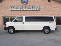 2014 Chevrolet Express Quigley 4x4