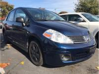 2010 Nissan Versa 1.6 Sedan
