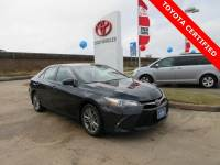 Certified 2015 Toyota Camry SE Sedan FWD For Sale