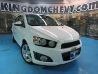 2016 Chevrolet Sonic LTZ Auto 4dr Sedan
