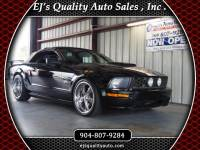 2007 Ford Mustang GT Deluxe 2dr Convertible