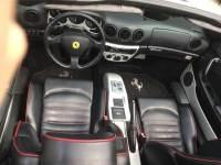 2001 Ferrari 360 Spider 2dr Convertible