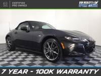 Certified Pre-Owned 2016 Mazda MX-5 Miata Grand Touring RWD 2D Convertible