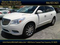 2014 Buick Enclave Leather 4dr Crossover