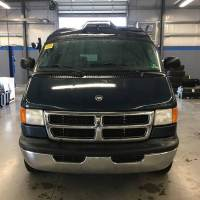 2002 Dodge Ram Van Convertion
