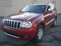 2010 Jeep Grand Cherokee 4x4 Limited 4dr SUV