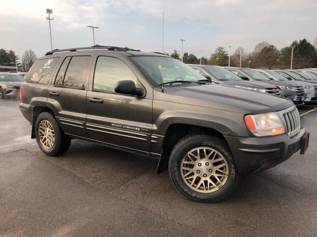 Photo 2004 Jeep Grand Cherokee Limited SUV 4x4