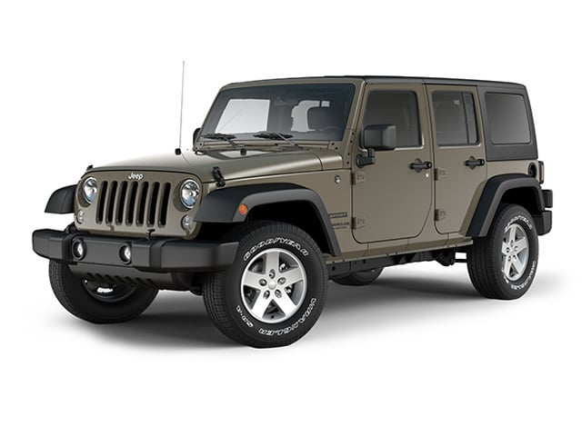 Photo 2017 Jeep Wrangler Unlimited Sport 4x4 Sport Utility in White Plains, NY