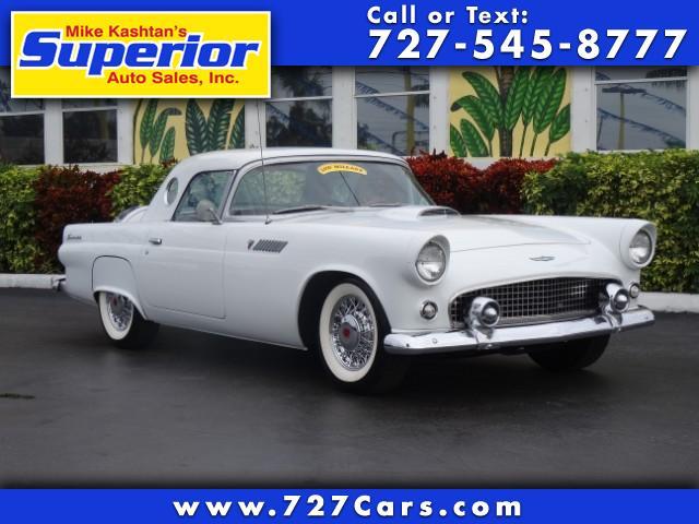 Photo 1956 Ford Thunderbird 2dr Conv wHardtop Deluxe