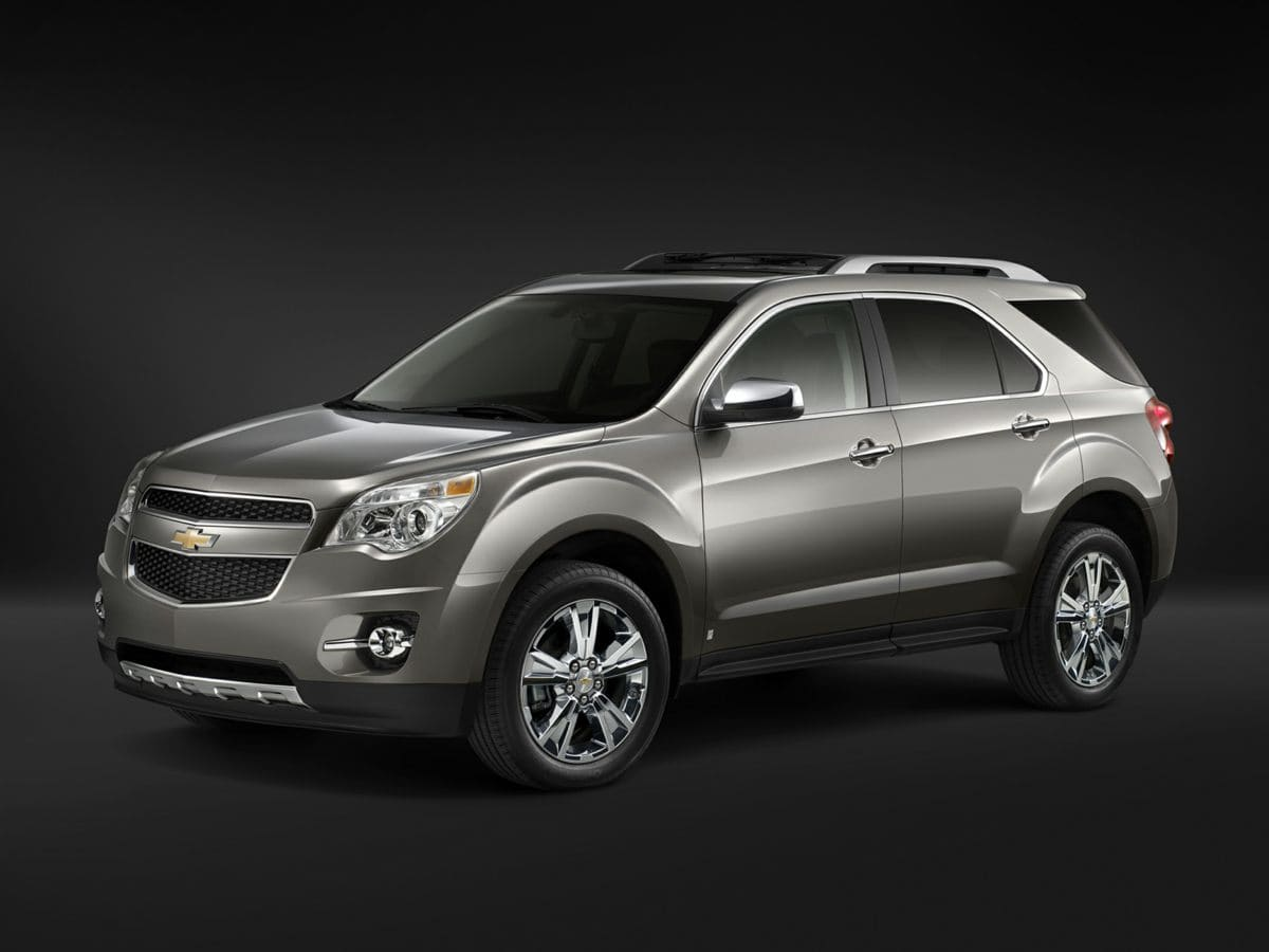 Photo Used 2010 Chevrolet Equinox For Sale  Bel Air MD