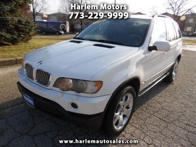 Photo 2001 BMW X5 4.4I