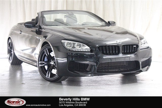 Photo Used 2014 BMW M6 Convertible in Los Angeles, CA