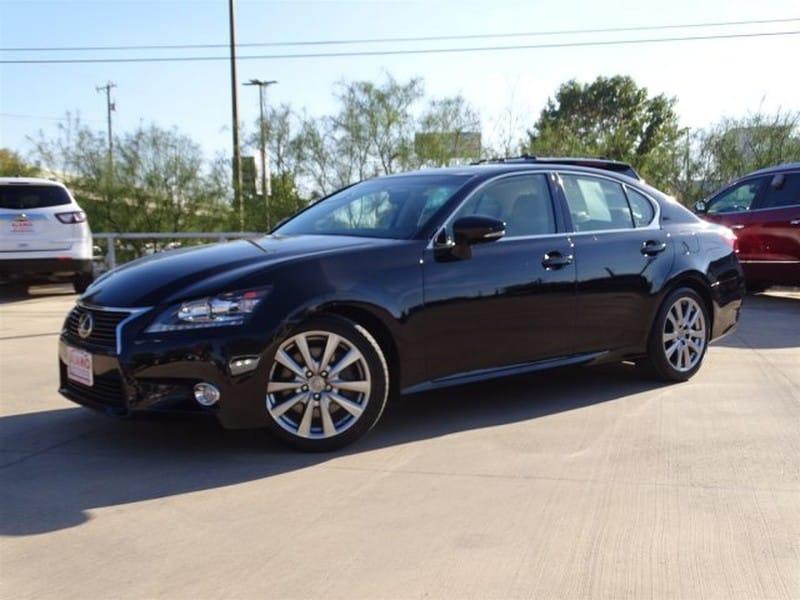 Photo Used 2014 LEXUS GS 350 For Sale in San Antonio TX  JTHBE1BLXE5042871