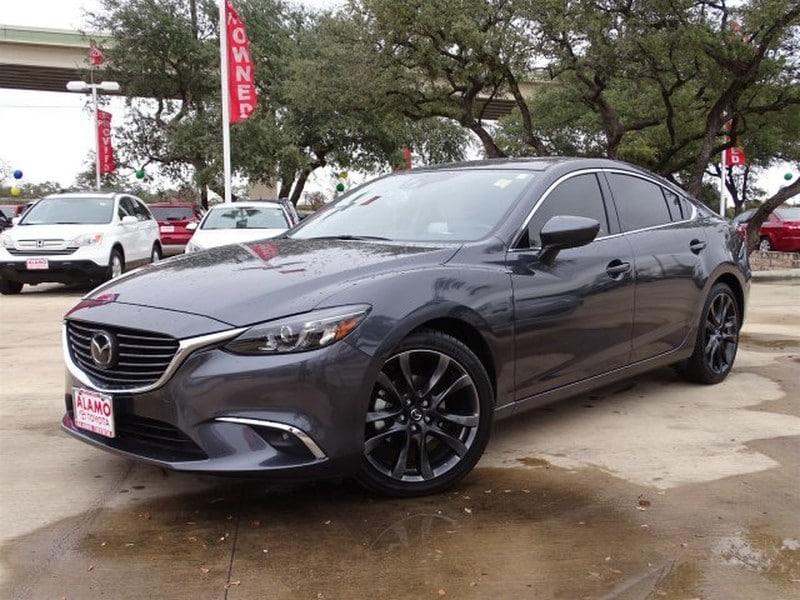 Photo Used 2016 Mazda Mazda6 For Sale in San Antonio TX  JM1GJ1W5XG1476717