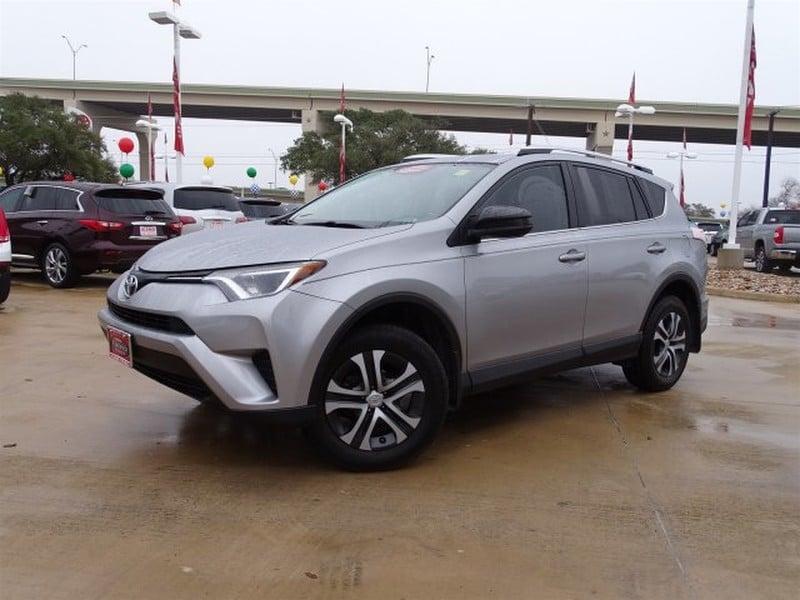 Photo Used 2016 Toyota RAV4 For Sale  San Antonio TX  VIN 2T3ZFREV0GW270186