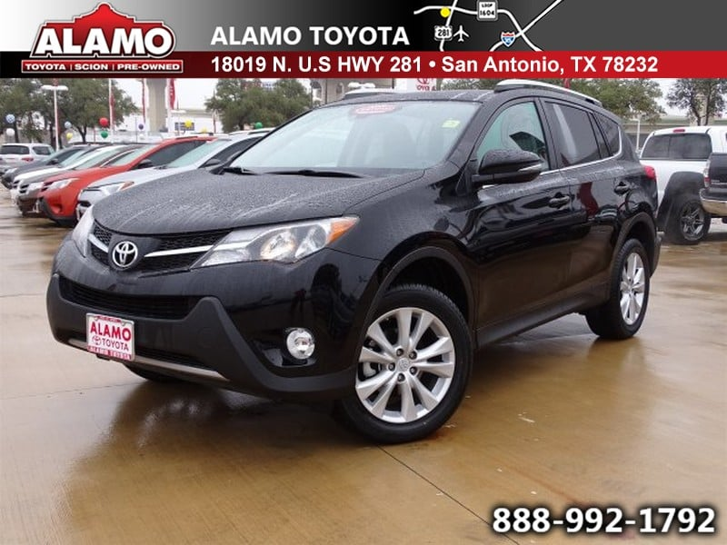Photo Used 2015 Toyota RAV4 For Sale  San Antonio TX  VIN 2T3YFREV3FW195901