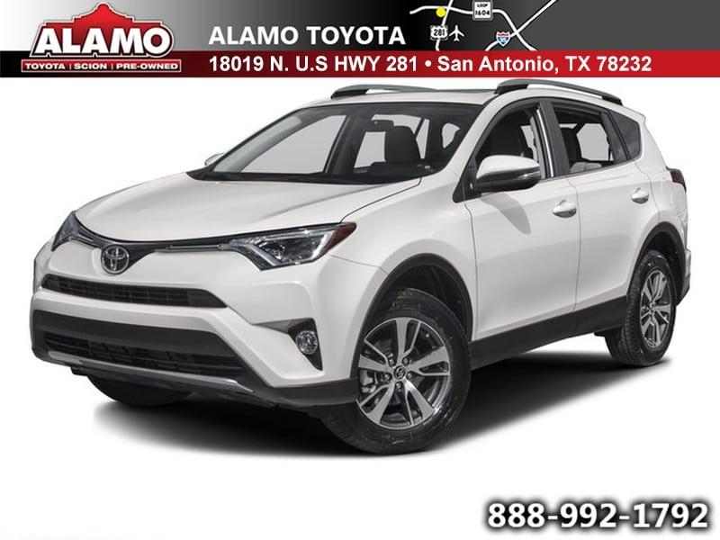 Photo Used 2017 Toyota RAV4 For Sale  San Antonio TX  VIN 2T3WFREV0HW335641