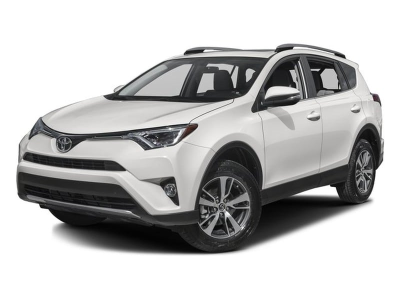 Photo Used 2017 Toyota RAV4 For Sale  San Antonio TX  VIN 2T3WFREV0HW318032