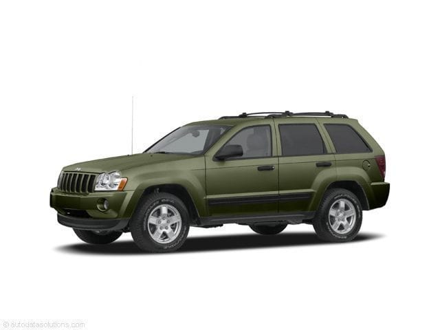 Photo Used 2006 Jeep Grand Cherokee Limited Limited SUV w Front Side Airbags in Chandler, Serving the Phoenix Metro Area