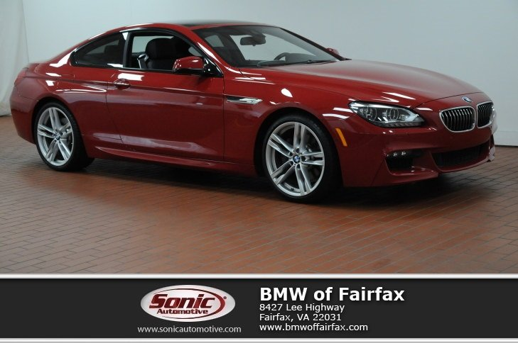 Photo Certified Used 2014 BMW 640i Coupe in Fairfax, VA