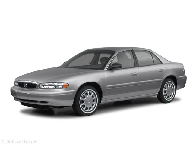 Photo Used 2003 Buick Century For Sale  Heath OH