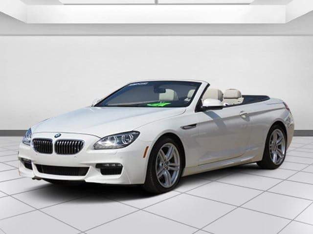 Photo 2015 BMW 6 Series 640i Convertible