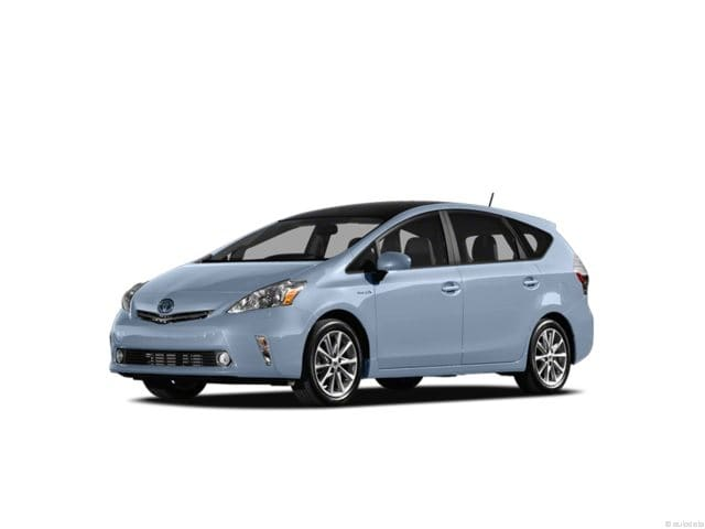 Photo Used 2012 Toyota Prius v Three for sale in Lawrenceville, NJ