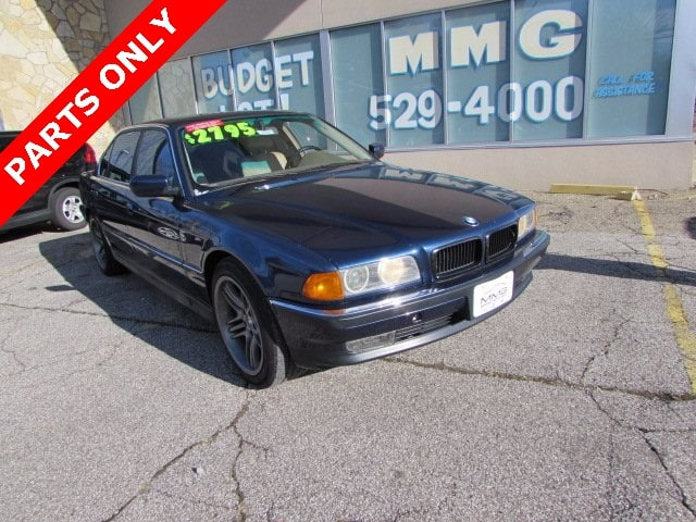 Photo 1998 BMW 7 Series 740iL Sedan