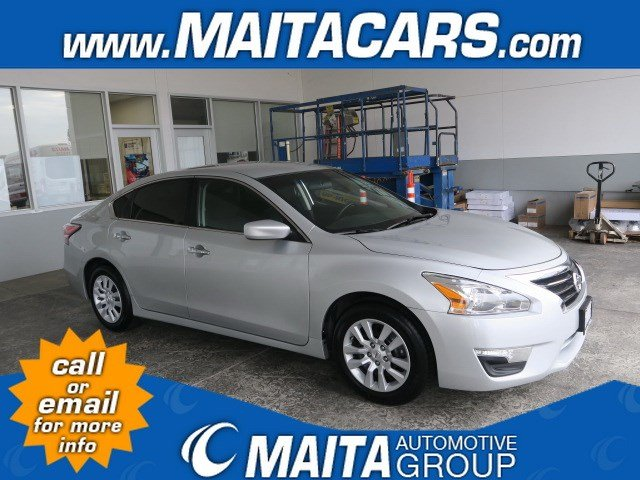Photo Used 2014 Nissan Altima 2.5 S Available in Sacramento CA
