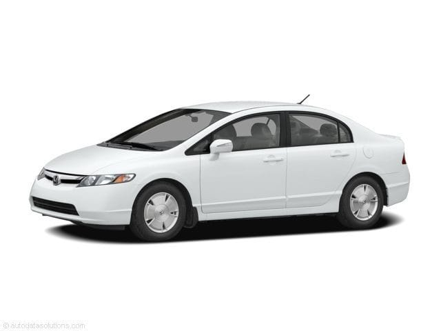 Photo Used 2006 Honda Civic Hybrid AUTO, POWER WINDOWS  LOCKS, CARFAX 1 OWNER