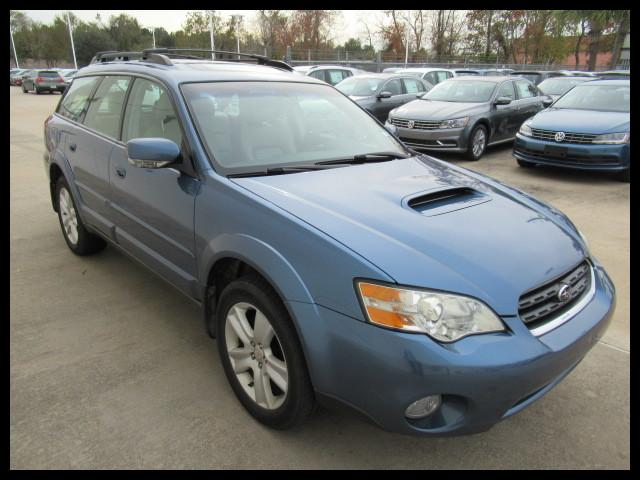 Photo Used 2007 Subaru Legacy Wagon H4 Turbo MT Outback XT Ltd in Houston, TX