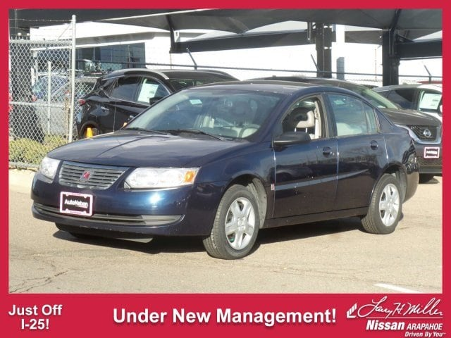 Photo Used 2007 Saturn ION 2 For Sale in Peoria, AZ  Serving Phoenix  1G8AJ55F77Z156614