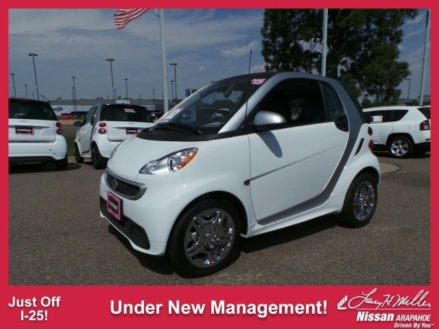 Photo Used 2015 smart fortwo For Sale in Peoria, AZ  Serving Phoenix  WMEEJ3BA2FK806690