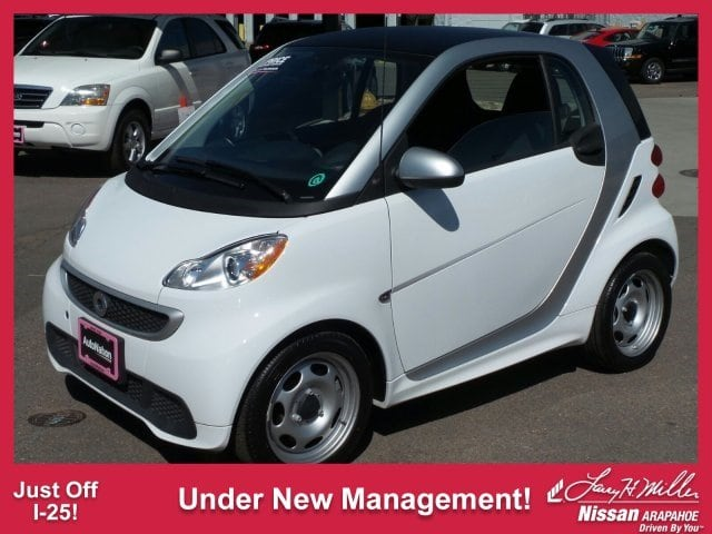 Photo Used 2015 smart fortwo For Sale in Peoria, AZ  Serving Phoenix  WMEEJ3BA6FK810421