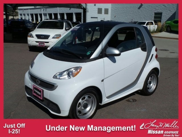 Photo Used 2015 smart fortwo For Sale in Peoria, AZ  Serving Phoenix  WMEEJ3BA7FK807480